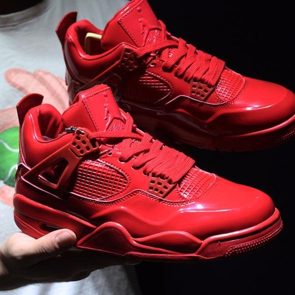 7d329b3a0878 Nike Jordan Air Jordan 4 Retro from Abc01u0027s closet on Poshmark A9262
